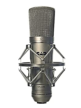 CAD Audio CAD GXL2200 Cardioid Condenser Microphone Champagne Finish  AMS-GXL2200   Renewed