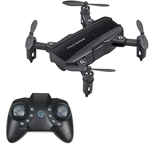 VIFLYKOO Mini Drohne, Q30 Altitude Hold RC Quadcopter, 3D Flip mit Einer Taste, 2,4 GHz 6-Achsen-Gyro-Fernbedienung Hubschrauber Kleine Quadrocopter-Nano-Drohne für Kinder Anfänger Erwachsene