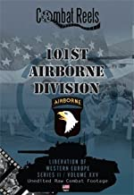 101st Airborne Division: Liberation of Western Europe: World War II DVD Video