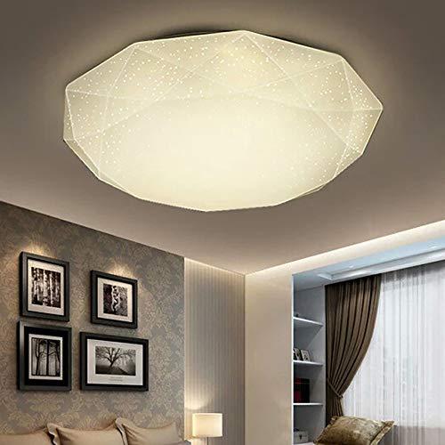 MIEMIE LED 12W Deckenleuchte Bad, Weisses Licht, Dimmen IP44 28mm 5000K Durchmesser Badezimmerleuchte Badlampe