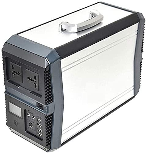 CPBY Batería móvil solar del litio de la planta eléctrica portátil silenciosa...