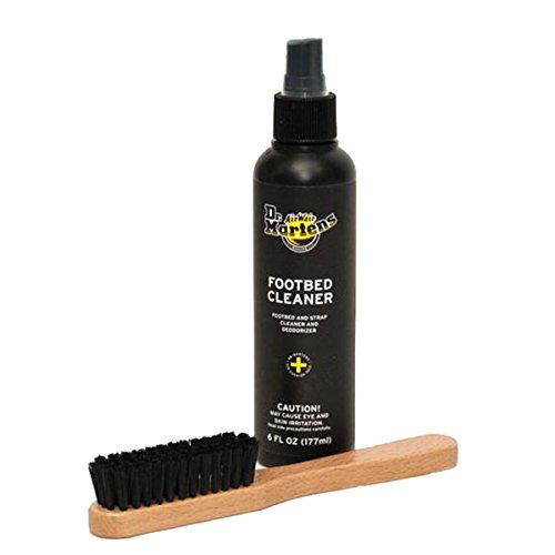 Dr. Martens Unisex Footbed Cleaner Kit,Black,One Size