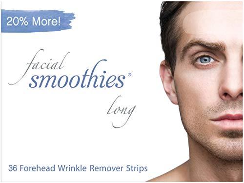 Facial Smoothies Pack parches antiarrugas formato largo