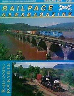 Railpace Newsmagazine (February 2001)