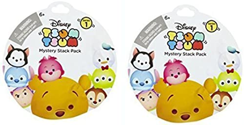 Set of 2 TSUM TSUM Mystery Stack Packs by Disney