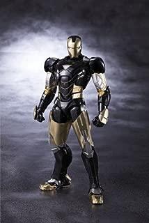 Tamashii Nations 2013 S.h. Figuarts Iron Man Mark 6 Black Ver. Limited Edition by Bandai