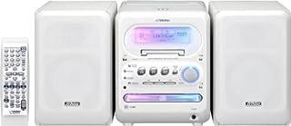 JVCケンウッド ビクター マイクロコンポーネントMDシステム パールホワイト UX-Q10-W