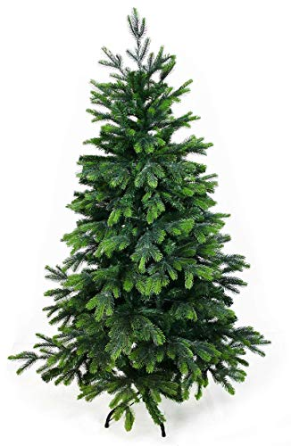 Gartenpirat 150cm cm BonTree Tanne Weihnachtsbaum Tannenbaum künstlich aus Spritzguss/PVC-Mix