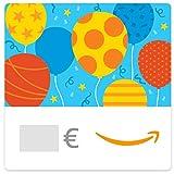 Cheques Regalo de Amazon.es - E-mail - Cumpleaños (globos)
