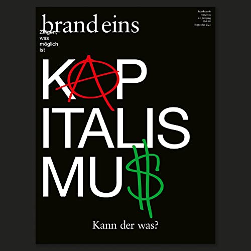 brand eins audio: Kapitalismus Titelbild