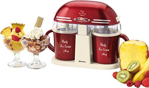 Ariete 631 Twin Ice Cream Maker
