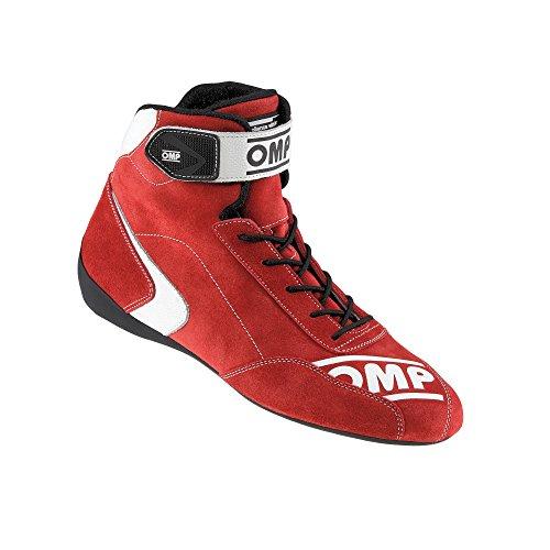 OMP OMPIC/80206143 Zapatillas, Rojo, Talla 43