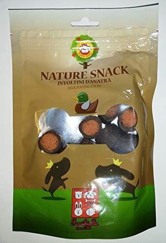 Ferribiella Nature Snack involtini D'Anatra