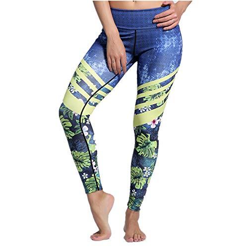 nonbranded Pantalons de Yoga Pour Femmes Impressie Ciel étoilé Sport Respirant Leggings Taille Haute Stretch Élastique Grande Taille Rouge XXXL