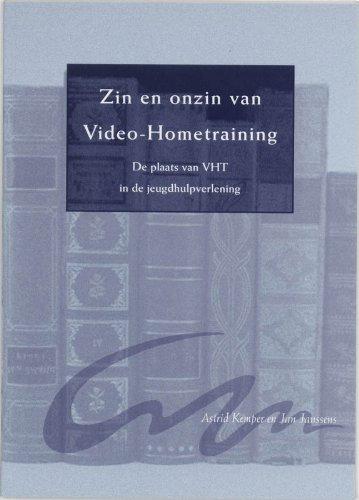 Zin en onzin van video-hometraining: de plaats van VHT in de jeugdhulpverlening