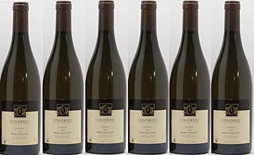 Condrieu 2019' Janrôde', Vino blanco seco - valle del ródano - AOC, en lotes de 6 botellas de 75cl.