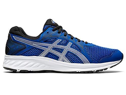ASICS Men's Jolt 2 Running Shoes, 11M, ASICS Blue/Pure Silver