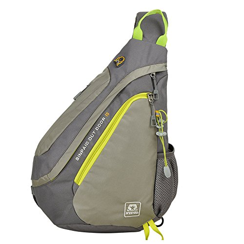 Outdoor peak sac en bandoulièreà dos sport voyage alpinisme vélo loisirs nylon
