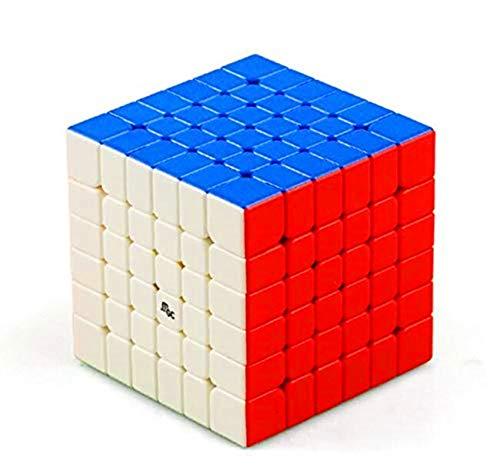 YJ MGC 6x6 M stickerless Speed Cube MGC Magnetic 6x6x6 Cube