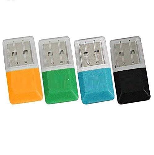 PhOnOP Micro SD Card Reader (Multi-Coloured)