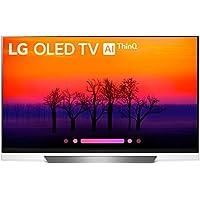"""LG OLED55E8PLA LED TV 139 cm (55"""") 4K UHD Smart TV, OLED, 3840 x 2160 Pixeles, WiFi. Color Negro y Gris [Clase de eficiencia energética A]"""