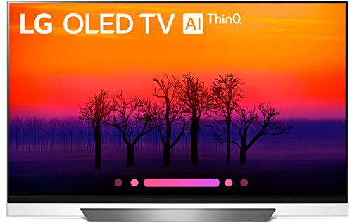 TV OLED 4K 139 cm LG OLED55E8 - Téléviseur OLED 55 pouces - TV Connectée : Smart TV - Netflix - Tuner TNT/Câble/Satellite