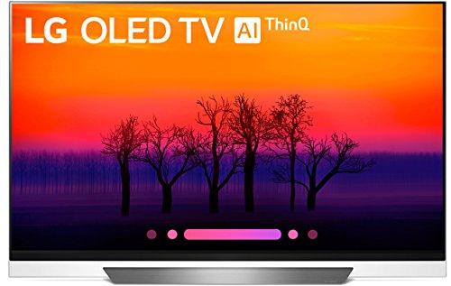 LG OLED55E8PLA LED TV 139 cm (55') 4K UHD Smart TV, OLED, 3840 x 2160 Pixeles, WiFi. Color Negro y Gris [Clase de eficiencia energética A]