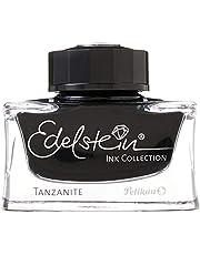 Pelikan Fine-Writing 339226 Ädelsten Bläck Coll.Tanzanit (Bl-Sw) 50 ml
