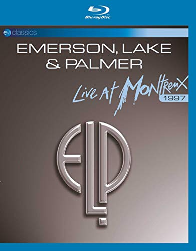 Live At Montreux: 1997 [Blu-ray]