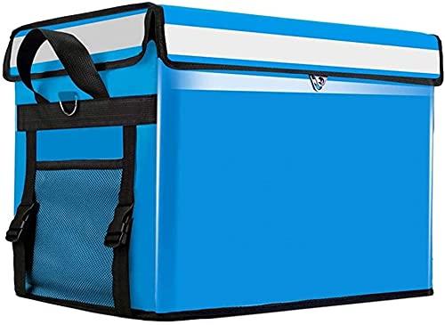 Pudełko na piknik Plaża Workthicken Wodoodporna skrzynka dostawy samochodowa, Pizza Żywność Wyjąć Chłodnica Torba, Portable Duża Pojemność Plecak izolacji, Chłodniki Piknikowe Campingowe