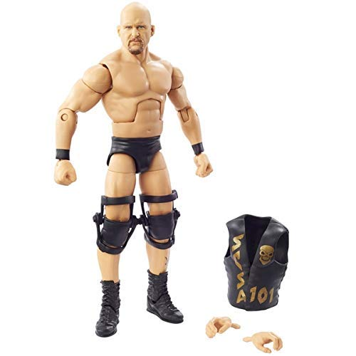 WWE Royal Rumble Collection Elite Action Figurine - Steve Au