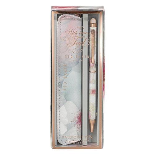 Ted Baker Chelsea Bordüre Touchscreen Stift mit Tasche