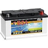 Wartungsfreie Solarbatterie 12 Volt 120Ah