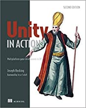 [1617294969] [9781617294969] Unity in Action: Multiplatform game development in C# 2nd Edition-Paperback