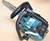Hoteche Industrial 10' 25.4cc Gasoline Chainsaw G840012 Petrol Gas Saw Wood Cutting 2 Stroke