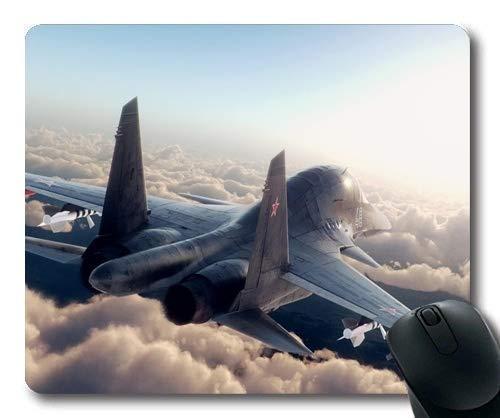 Aviones de Combate, Alfombrilla de ratón, Street Fighter ps4, Alfombrilla de ratón con Bordes cosidos