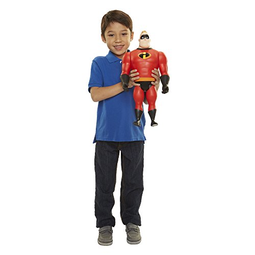 The Incredibles 2 Mr. Incredible Action Figure, 18 Inches Tall!
