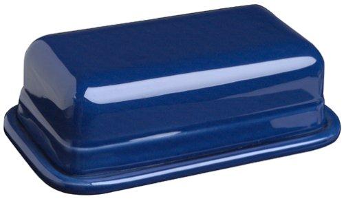 Emile Henry Le Potier Butterdose, Blau
