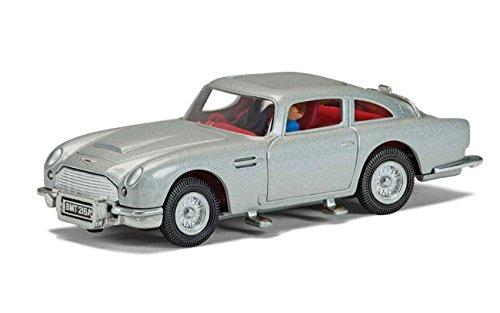 Corgi–cc04206s–Aston Martin DB5–James Bond–Maßstab 1/43–Silber