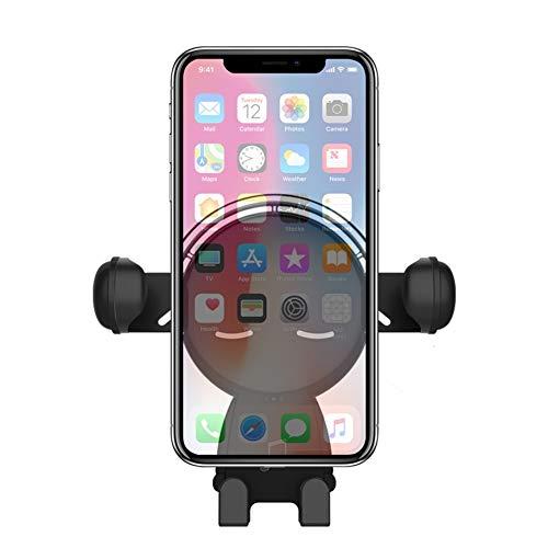 Yucong Soporte Movil Coche - 360 Rotatable Car Phone Holder - Soporte Telefono Universal Car Phone Mount