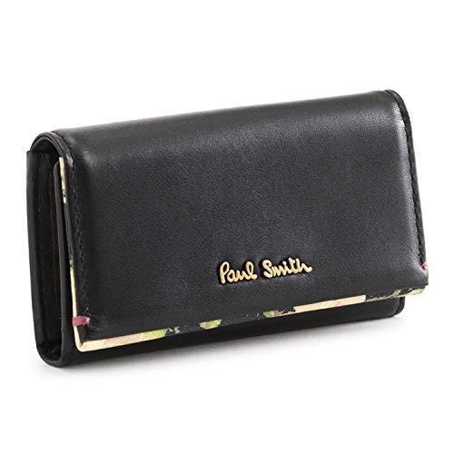 ポールスミスキーケース黒(ブラック)PaulSmithpwa111-10レディース婦人