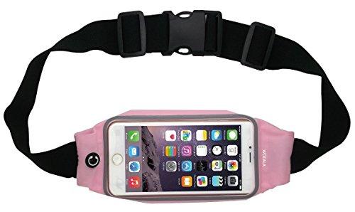 wofala impermeable Cinturón para todos los teléfonos inteligentes