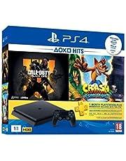 Sony PlayStation 4 1 TB - Black