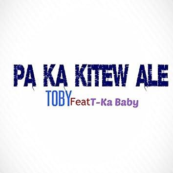 Pa Ka Kitew Ale
