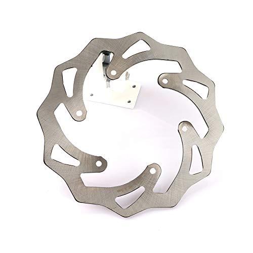 NO-LOGO XFC-PAI, 220mm Bremsscheiben hinten Rotoren Fit for Husaberg Husqvarna TE FE TC FC TS 125 150 250 300 250i 300i 350 450 501 for Beta RR
