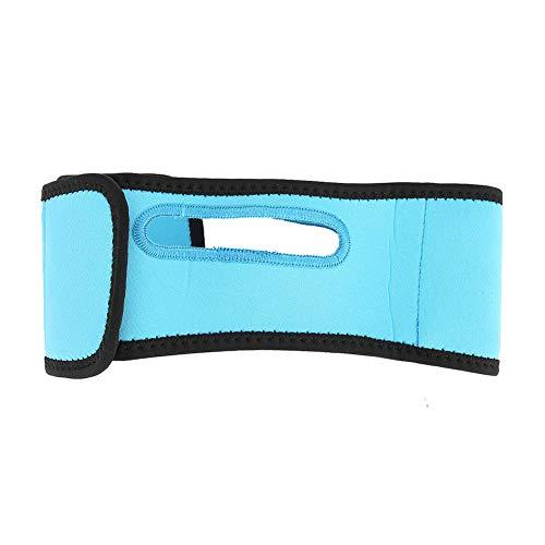 マッサージベルトの安全な外耳デザインフェイスリフティングベルト、ソフトVラインマスク、リフティングスキンファーミングスキン