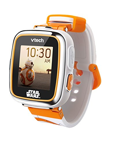 Product Image of the VTech Kidizoom Smartwatch Star Wars BB-8 Toy
