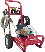NorthStar Electric Cold Water Pressure Washer – 3000 PSI, 2.5 GPM, 230 Volt