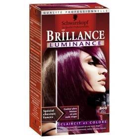 Schwarzkopf - Brillance coloration n°860 lumineux ultra violet