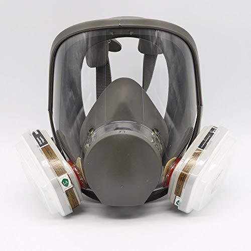 Für 6800 Maske Vollmaske Atemschutzmaske 7 Stück Anzug Malerei Sprühen Dekoration Holzbearbeitung
